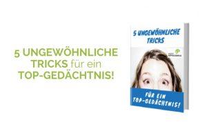HH Kostenloses Ebook 5 ungewöhnliche Tricks für ein Top-Gedächtnis