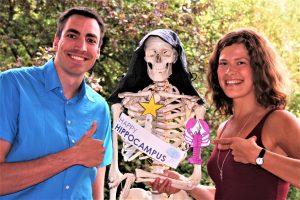 Feli und Fabi von HappyHippocampus - Lerntechniken für Mediziner