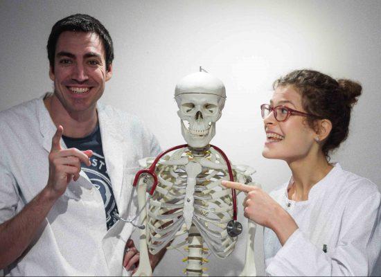 HappyHippocampus Felicitas Schneider Fabian Saal Medizinstudium Workshop Seminar