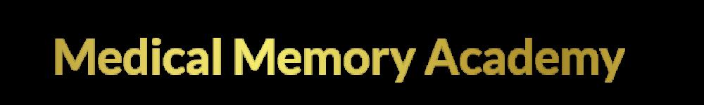 logo medical memory academy